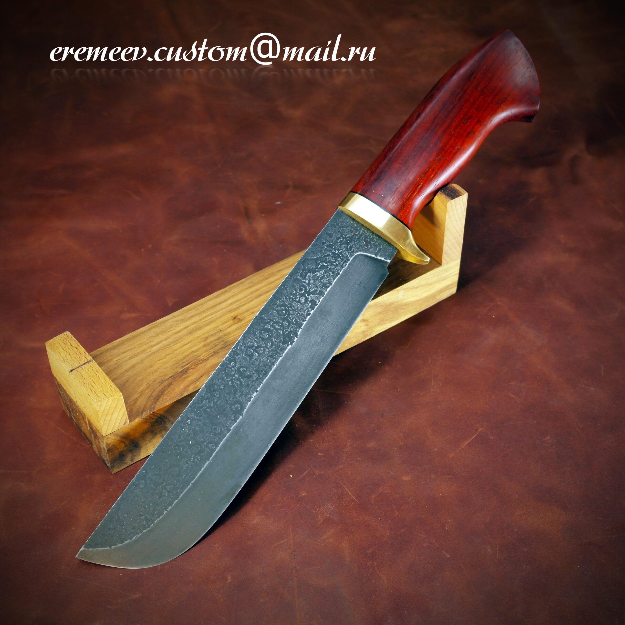 Большой лагерный нож